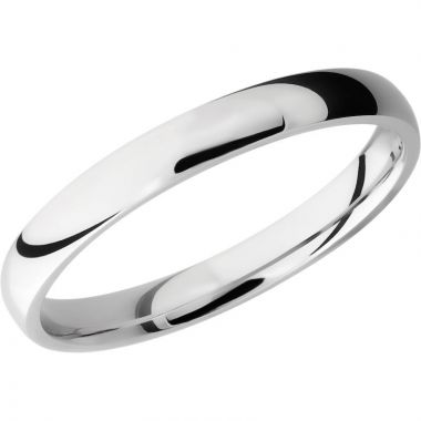 Lashbrook Titanium 3mm Men's Wedding Band